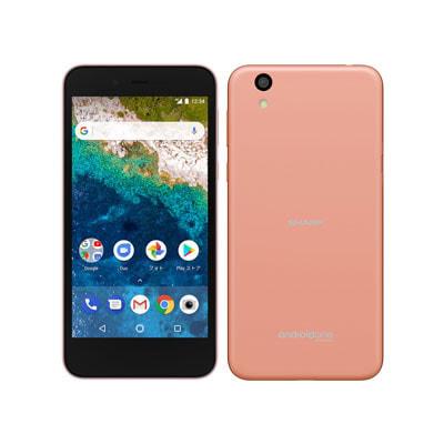 イオシス|【ネットワーク利用制限▲】SoftBank Android One S3 ピンク