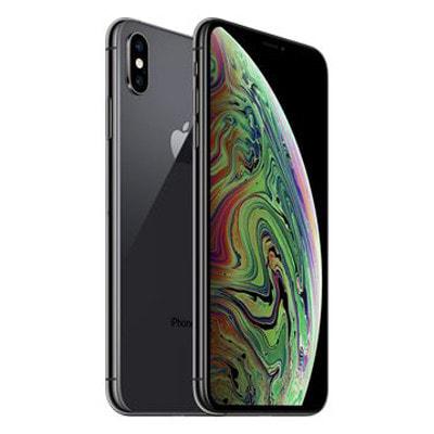 イオシス 【SIMロック解除済】docomo iPhoneXS Max A2102 (MT6Q2J/A) 64GB  スペースグレイ
