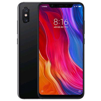 イオシス Xiaomi Mi8 Dual-SIM 【Black 6GB 64GB  海外版 SIMフリー】