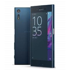 Sony Xperia XZ F8331 [Forest Blue 32GB 海外版 SIMフリー]