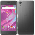 【SIMロック解除済】au Xperia X Performance SOV33 Graphite Black