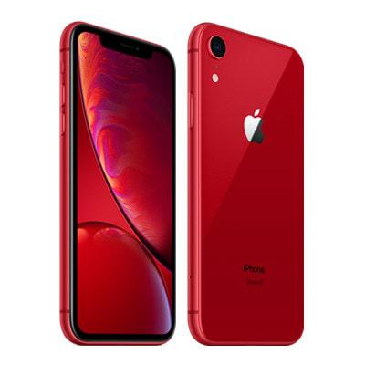 イオシス|【SIMロック解除済】au iPhoneXR A2106 (MT062J/A) 64GB  レッド