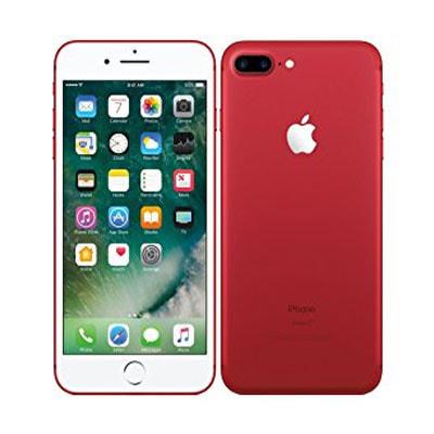 イオシス|【SIMロック解除済】au iPhone7 Plus 128GB A1785 (MPR22J/A) レッド