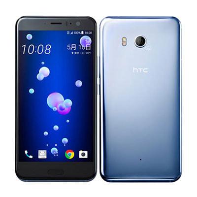 イオシス|【ネットワーク利用制限▲】Softbank HTC U11 601HT  Amazing Silver 64GB
