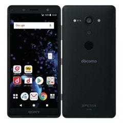 【SIMロック解除済】docomo Sony Xperia XZ2 Compact SO-05K Black