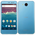 【SIMロック解除済】Y!mobile Android One 507SH スモーキーブルー