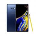 Samsung Galaxy note9 Dual-SIM SM-N9600【Ocean Blue 6GB 128GB 香港版 SIMフリー】