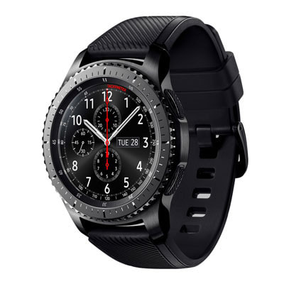 イオシス|Galaxy Gear S3 frontier Space Gray SM-R760NDAAXJP
