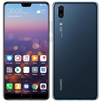イオシス Huawei P20 EML-L29  Midnight Blue 【国内版  SIMフリー】