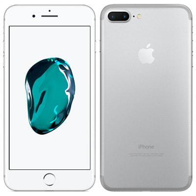 イオシス|【SIMロック解除済】au iPhone7 Plus 128GB A1785 (MN6G2J/A) シルバー