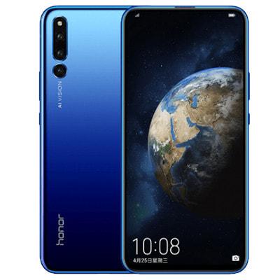 イオシス|Huawei honor Magic 2 Dual-SIM【Blue 8GB 256GB 海外版 SIMフリー】