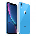【SIMロック解除済】au iPhoneXR A2106 (MT0E2J/A) 64GB  ブルー画像