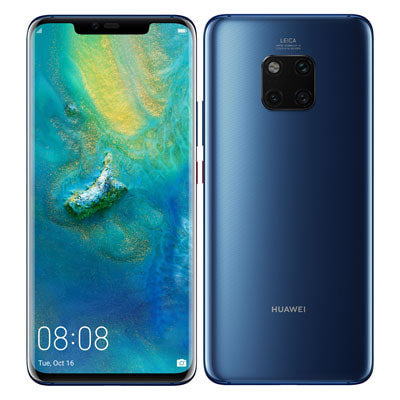 イオシス|Huawei Mate 20 Pro Dual LYA-L29【Midnight Blue 国内版 SIMフリー】