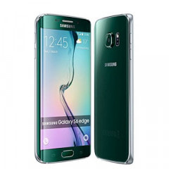 Samsung GALAXY S6 edge SM-G925S LTE 64GB Green Emerald【韓国版 SIMフリー】