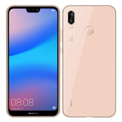 イオシス|【ネットワーク利用制限▲】Y!mobile Huawei P20 lite ANE-LX2J (HWSDA2) サクラピンク