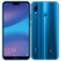 【SIMロック解除済】au Huawei P20 lite HWV32 Klein Blue
