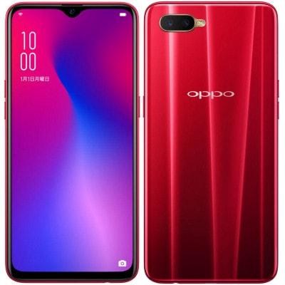 イオシス UQmobile OPPO R17 Neo (CPH1893) レッド [RAM4GB/128GB]