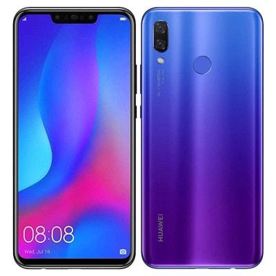 イオシス|Huawei nova3 PAR-LX9 Iris Purple【国内版 SIMフリー】