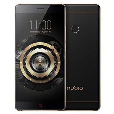 イオシス|Nubia X Dual-SIM  【Black Gold 8GB 256GB 中国版 SIMフリー】