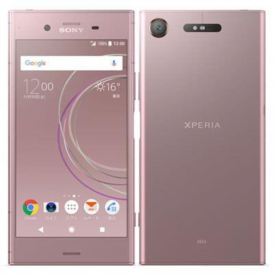イオシス|au Sony Xperia XZ1 SOV36 Venus Pink