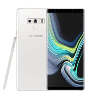 イオシス|Samsung Galaxy note9 Dual-SIM SM-N9600【Alpine White 6GB 128GB 香港版 SIMフリー】