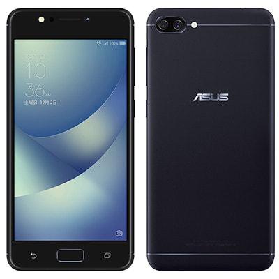 イオシス ASUS Zenfone4 Max Dual-SIM  ZC520KL 32GB Navy Black【国内版 SIMフリー】