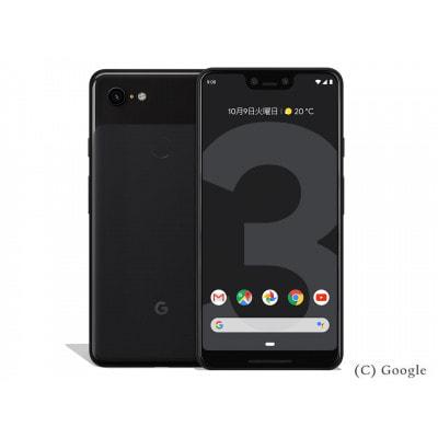イオシス|Google Pixel3 XL G013D [Just Black 64GB]【国内版SIMフリー】