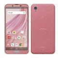 【SIMロック解除済】docomo AQUOS sense2 SH-01L Blossom Pink
