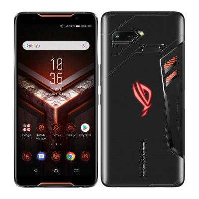 イオシス|ASUS ROG Phone Dual-SIM ZS600KL【Black 8GB 512GB 国内版 SIMフリー】