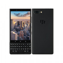 BlackBerry KEY2 BBF100-9 SINGLE SIM【Black 128GB 国内版 SIMフリー】