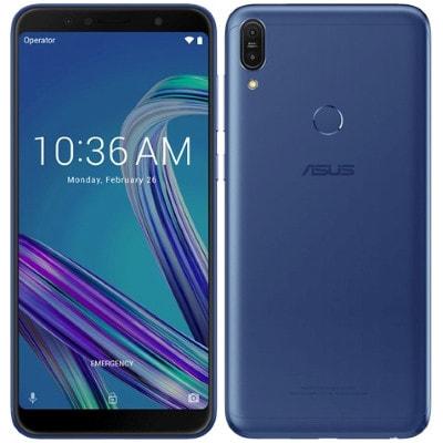 イオシス ASUS Zenfone Max Pro M1 ZB602KL 32GB Blue 【国内版 SIMフリー】