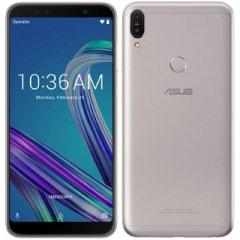ASUS Zenfone Max Pro M1 ZB602KL 32GB Silver 【国内版 SIMフリー】