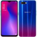 【ネットワーク利用制限▲】UQmobile OPPO R17 Neo (CPH1893)  ブルー [RAM4GB/128GB]