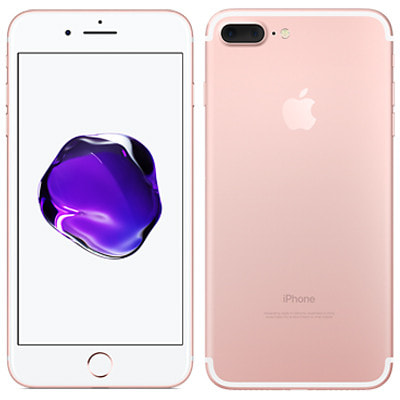 イオシス|iPhone7 Plus 128GB A1785 (MN6J2J/A) ローズゴールド 【国内版 SIMフリー】