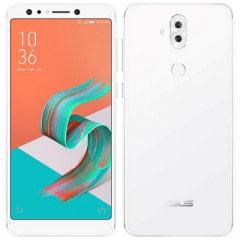 ASUS Zenfone5Q (Lite) Dual-SIM ZC600KL-WH64S4【Moonlight White 64GB 国内版 SIMフリー】