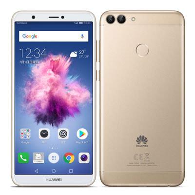 イオシス|【SIMロック解除済】SoftBank Huawei nova lite 2 704HW ゴールド