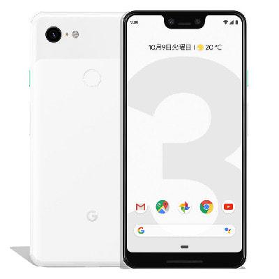 イオシス 【SIMロック解除済】SoftBank Google Pixel3 XL G013D [Clearly White 128GB]