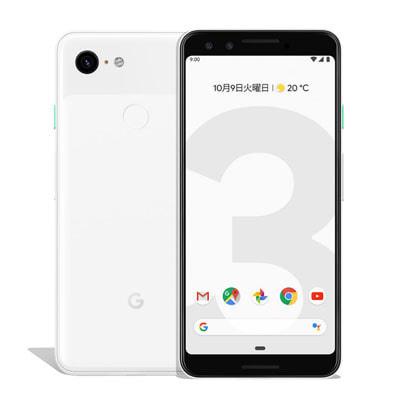 イオシス|【SIMロック解除済】Softbank Google Pixel3 G013B [Clearly White 128GB]