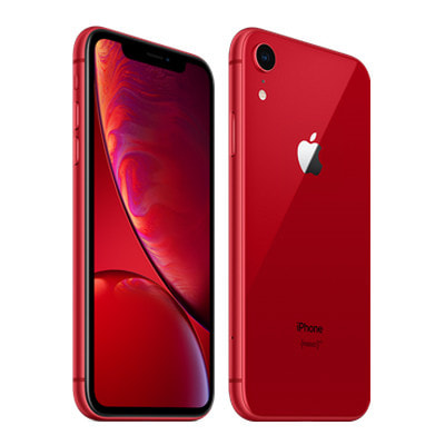 イオシス 【SIMロック解除済】au iPhoneXR A2106 (MT062J/A) 64GB  レッド