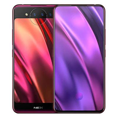 イオシス Vivo NEX Dual Display Edition Dual-SIM V1821A 【Purple 10GB 128GB 中国版 SIMフリー】