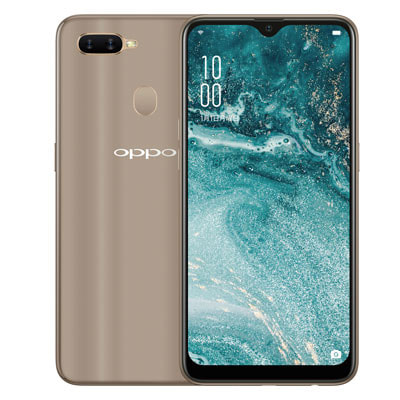 イオシス|OPPO AX7 ゴールド【国内版SIMフリー】