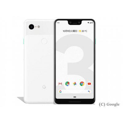 イオシス|【SIMロック解除済】docomo Google Pixel3 XL G013D [Clearly White 128GB]