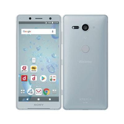 イオシス|【SIMロック解除済】【ネットワーク利用制限▲】docomo Sony Xperia XZ2 Compact SO-05K White Silver