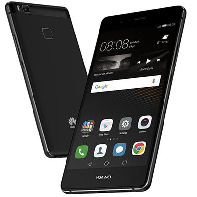 イオシス|UQ mobile Huawei P9 lite PREMIUM VNS-L52 Black