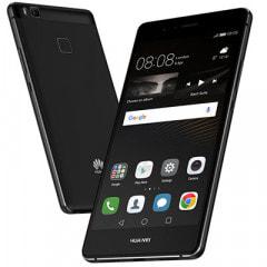 UQ mobile Huawei P9 lite PREMIUM VNS-L52 Black 【国内版 SIMフリー】