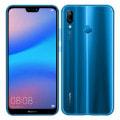 【ネットワーク利用制限▲】Huawei P20 lite ANE-LX2J (HWU34) Klein Blue【UQモバイル版  SIMフリー】
