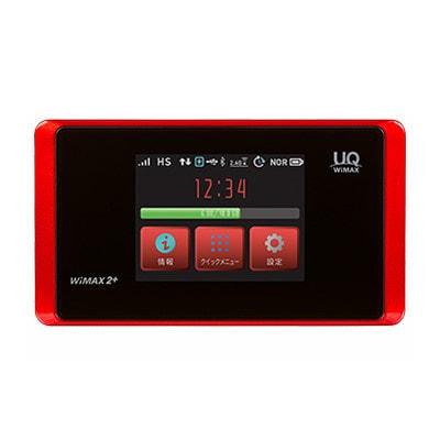 イオシス|【UQWiMAX版】Speed Wi-Fi NEXT WX05 NAD35SRU ソニックレッド