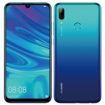 イオシス|HUAWEI nova lite 3 POT-LX2J Aurora Blue 【UQ版 SIMフリー】