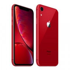 【SIMロック解除済】SoftBank iPhoneXR A2106 (MT062J/A) 64GB  レッド