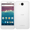 【SIMロック解除済】Y!mobile Android One 507SH White